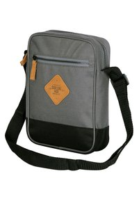 SoulCal - Across body bag - anthracite/ black - 3