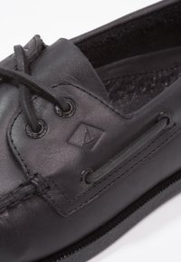 Sperry - Boat shoes - black - 5