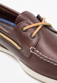 Sperry - Boat shoes - classic brown - 5