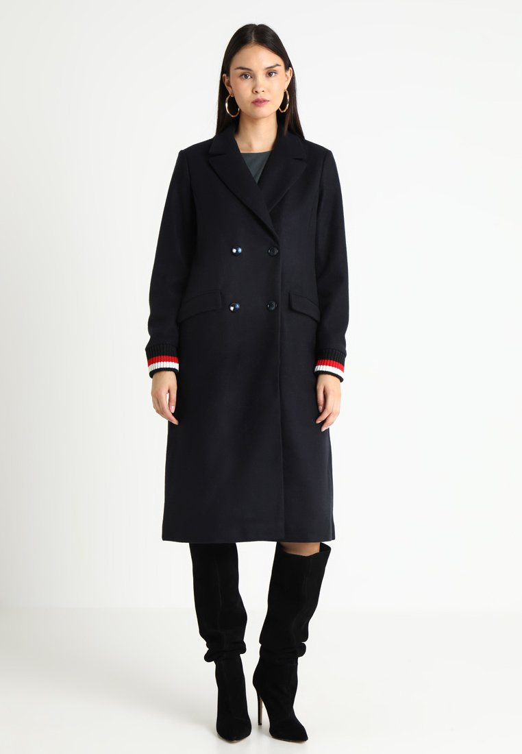 Spoom - Classic coat - navy