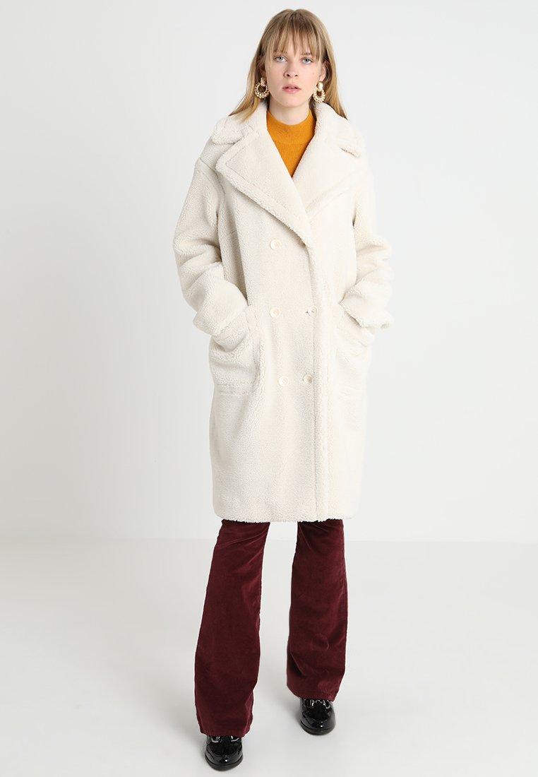Spoom - CABRA - Classic coat - cream