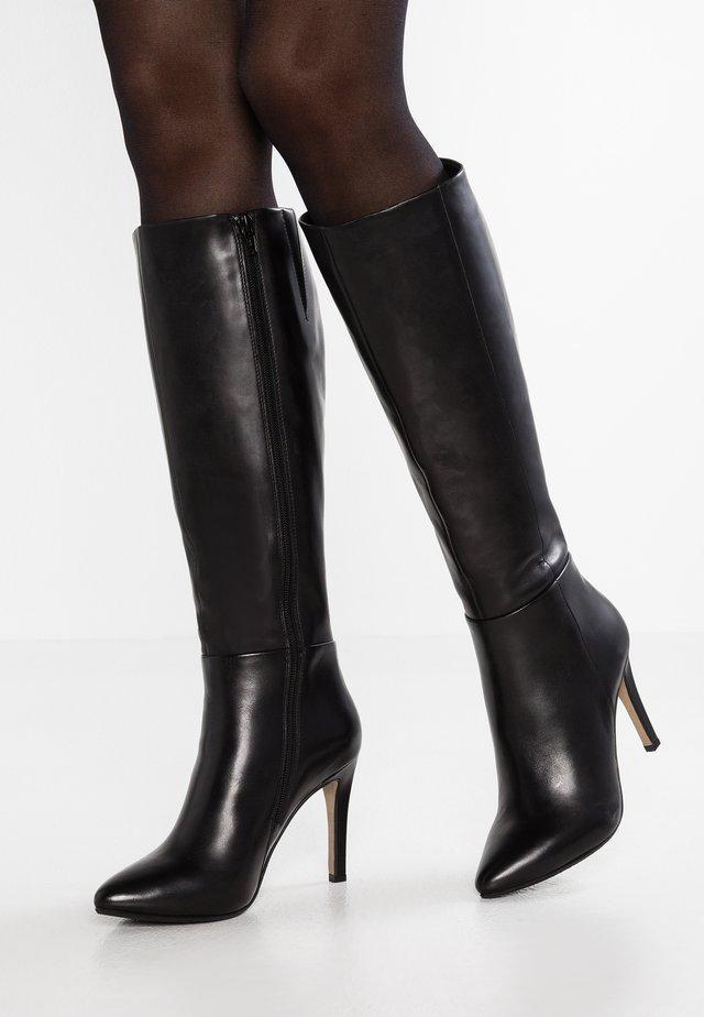 NOLITA - High heeled boots - black