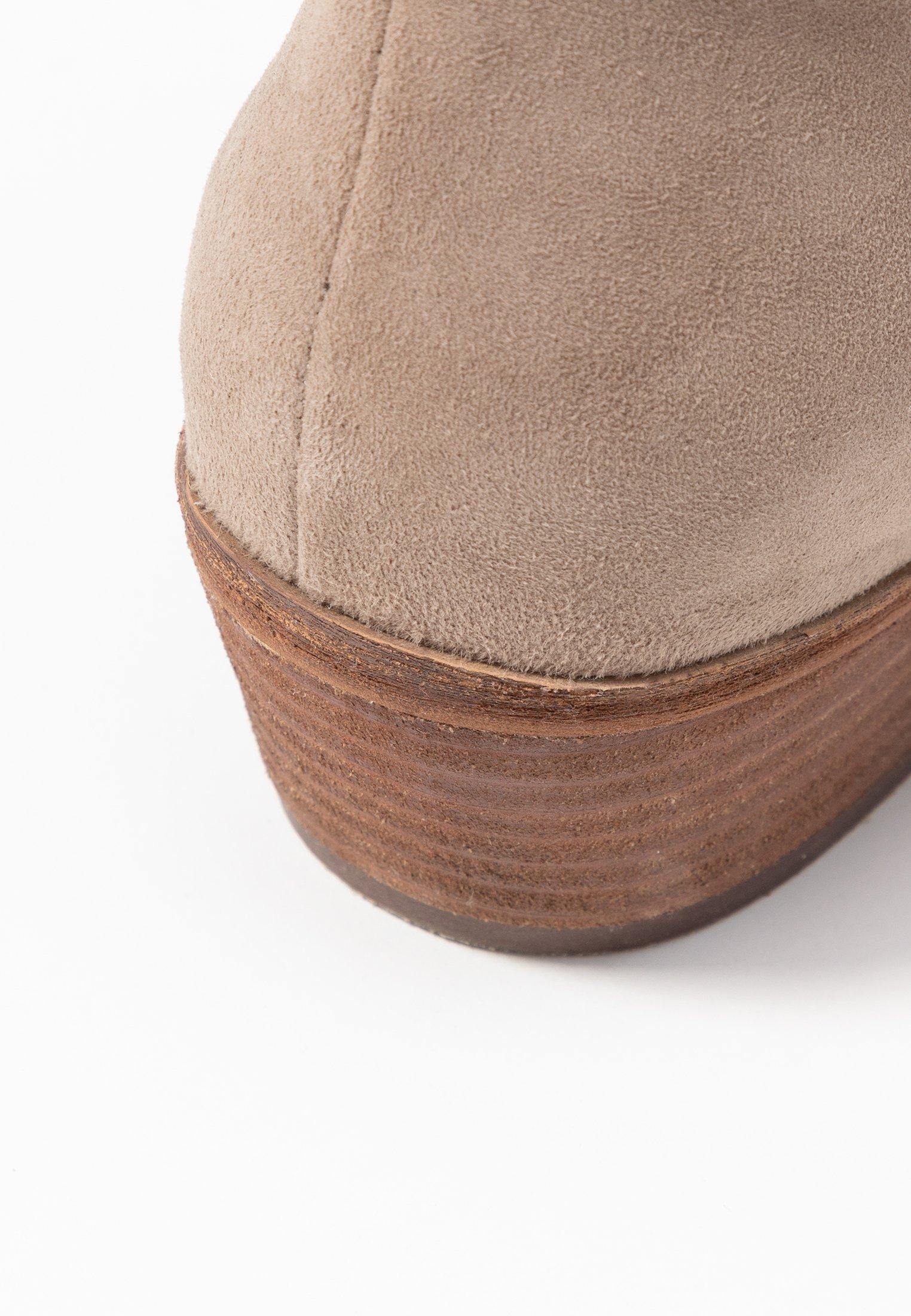 Steven New York by SPM WRINKLESAM - Boots - taupe