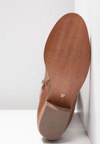 Steven New York by SPM - WRINKLESAM - Boots - cognac - 6