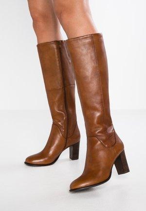 JULIO - Boots - brown