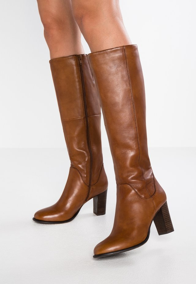 JULIO - Stiefel - brown