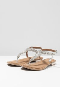 Steven New York by SPM - JAPURA - Teensandalen - silver - 4