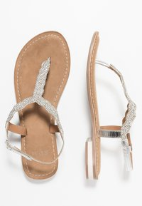 Steven New York by SPM - JAPURA - Teensandalen - silver - 3