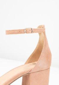 Steven New York by SPM - LUISA - Sandals - blush - 2