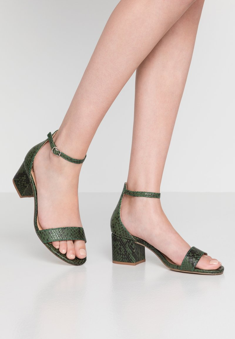 SPM - LOUISA  - Sandals - green