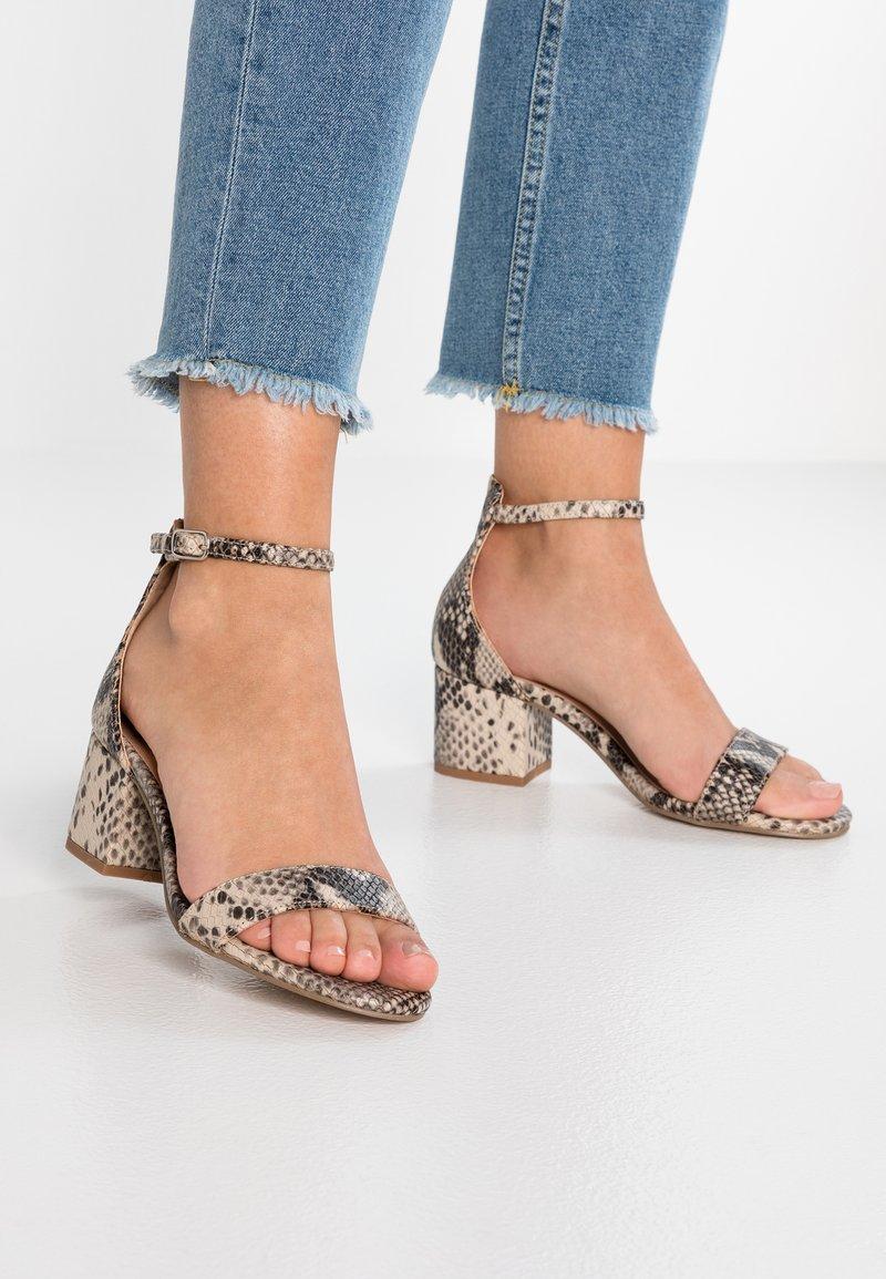 SPM - LOUISA  - Sandals - black