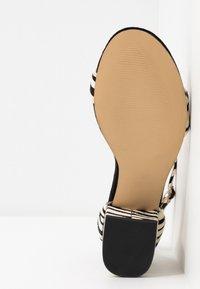 Steven New York by SPM - LUISA - Sandals - black - 6