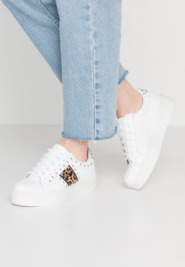 SJORS - Sneakers - white