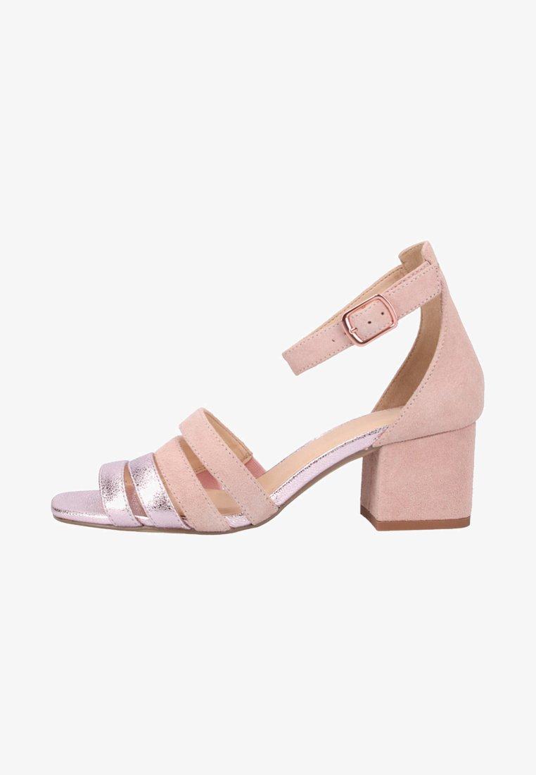 SPM - Ankle cuff sandals - beige