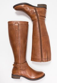 SPM - ANWAR - Boots - cognac - 3
