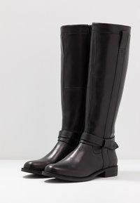 Steven New York by SPM - ANWAR - Boots - black - 4