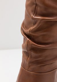 Steven New York by SPM - STINEDER - Boots - cognac - 2