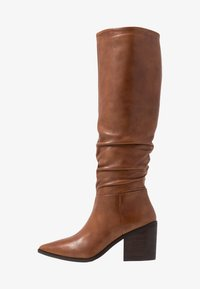 Steven New York by SPM - STINEDER - Boots - cognac - 1