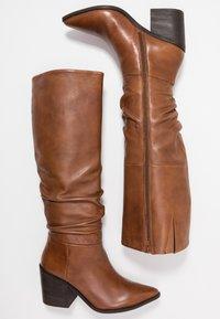 Steven New York by SPM - STINEDER - Boots - cognac - 3
