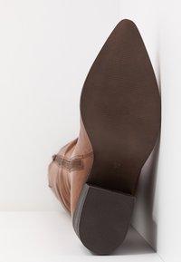 Steven New York by SPM - STINEDER - Boots - cognac - 6