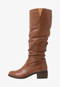 Steven New York by SPM - MONIE - Boots - cognac - 1