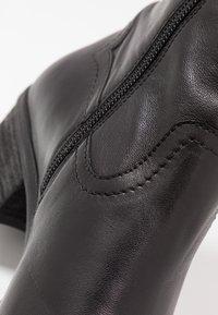 Steven New York by SPM - MONIE - Boots - black - 2
