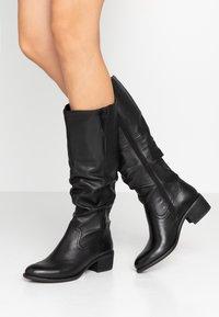 Steven New York by SPM - MONIE - Boots - black - 0