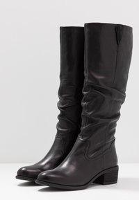 Steven New York by SPM - MONIE - Boots - black - 4