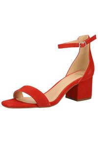 Steven New York by SPM - STEVEN NEW YORK BY SPM SANDALEN - Sandals - red 03001 - 3