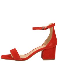 Steven New York by SPM - STEVEN NEW YORK BY SPM SANDALEN - Sandals - red 03001 - 0