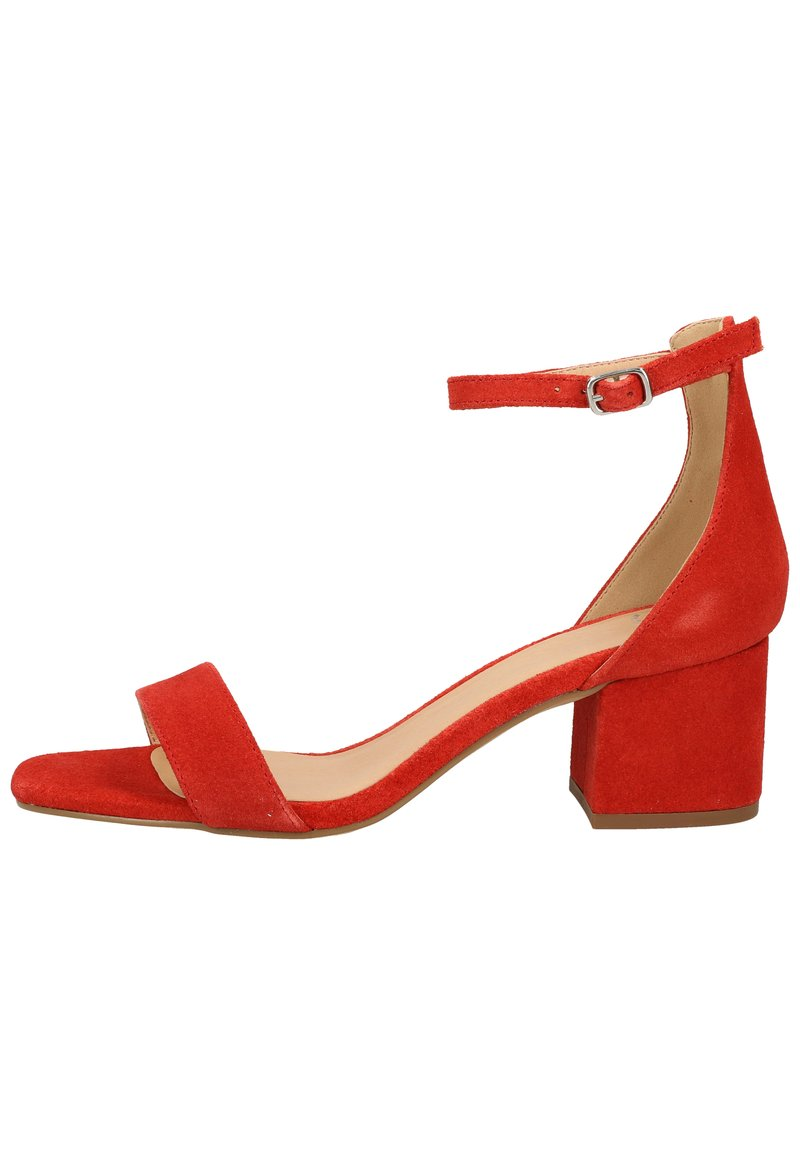 Steven New York by SPM - STEVEN NEW YORK BY SPM SANDALEN - Sandals - red 03001