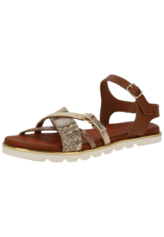 STEVEN NEW YORK BY SPM SANDALEN - Sandals - grey