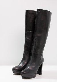 Steven New York by SPM - NANO - High heeled boots - black - 2