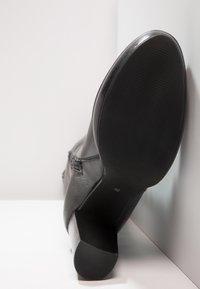 Steven New York by SPM - NANO - High heeled boots - black - 4
