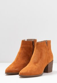 Steven New York by SPM - NEVA - Ankle Boot - bisquit - 4