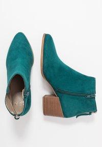 Steven New York by SPM - NEVA - Ankle boots - bottle green - 3