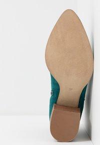 Steven New York by SPM - NEVA - Ankle boots - bottle green - 6