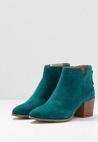 Steven New York by SPM - NEVA - Ankle boots - bottle green - 4