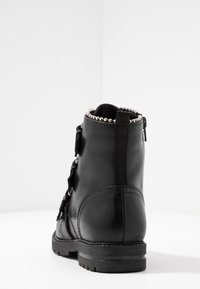 Steven New York by SPM - XOFIR - Stivaletti texani / biker - black - 5