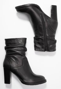 Steven New York by SPM - DIVETTE - High heeled ankle boots - black - 3