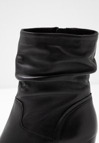 Steven New York by SPM - DIVETTE - High heeled ankle boots - black - 2