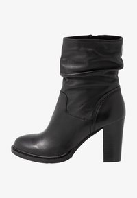 Steven New York by SPM - DIVETTE - High heeled ankle boots - black - 1
