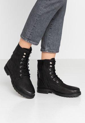 LALAR - Kovbojské/motorkářské boty - black