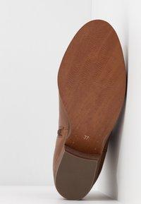 Steven New York by SPM - MAIZIP - Ankle boots - cognac - 6