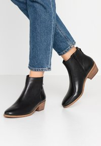 Steven New York by SPM - MAIZIP - Ankle boots - black - 0
