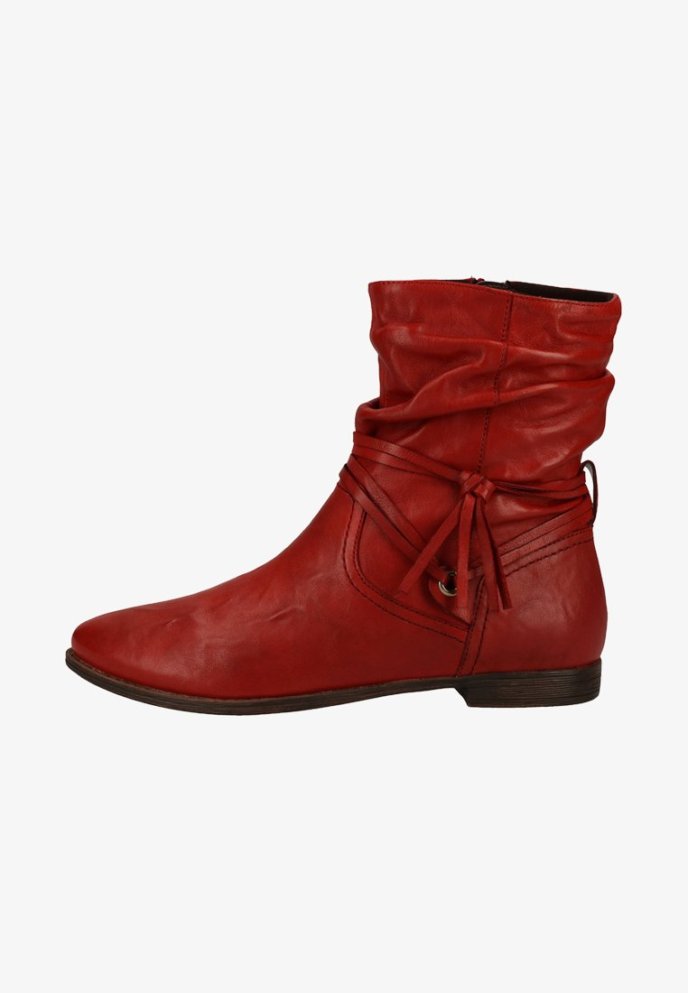 SPM - Bottines - red