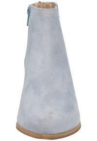 Steven New York - STIEFELETTE - Støvletter - lt blue 04087 - 5