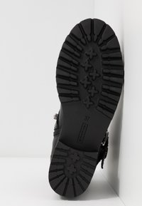 Steven New York - HARMONY - Kovbojské/motorkářské boty - black - 6