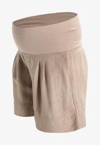 Spring Maternity - Shorts - khaki - 4