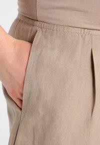 Spring Maternity - Shorts - khaki - 3